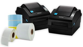 Bixolon Printer Labels