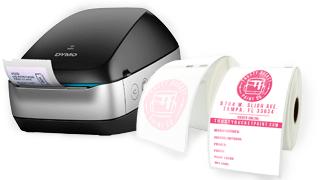 Custom Labels For Desktop Printers