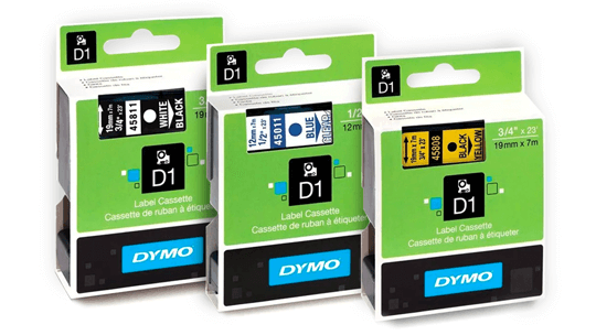 Browse Dymo LabelManager D1 Tapes