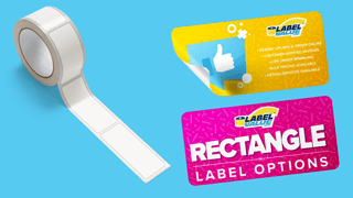Browse Rectangle Labels