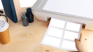 Laser Printer Sheet Labels