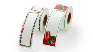 Seiko Holiday Labels