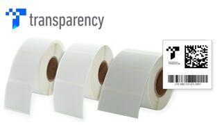 Shop Zebra Desktop Transparency Program Labels