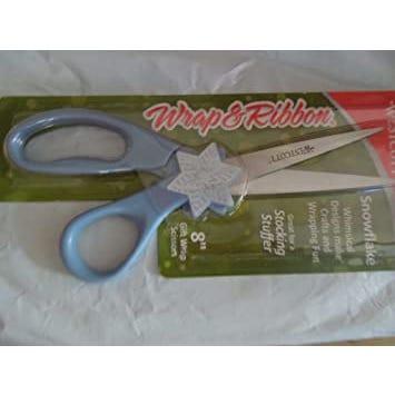 "Westcott 8"" Snowflake Scissors"