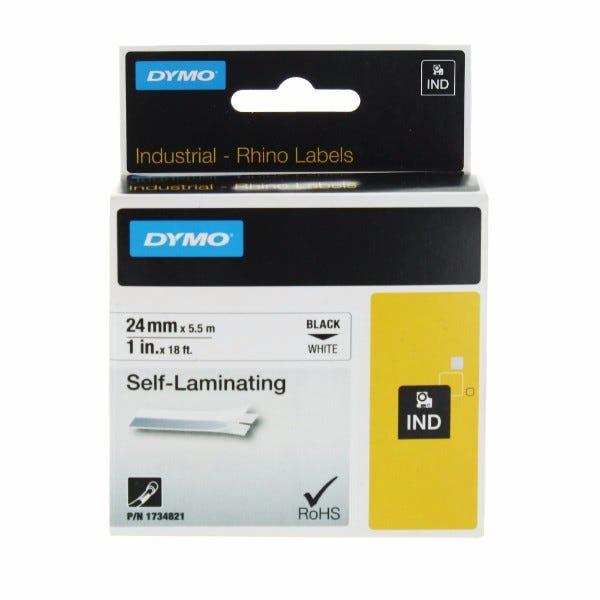 "Rhino IND Self-Laminating Labels 1"" (24mm)"