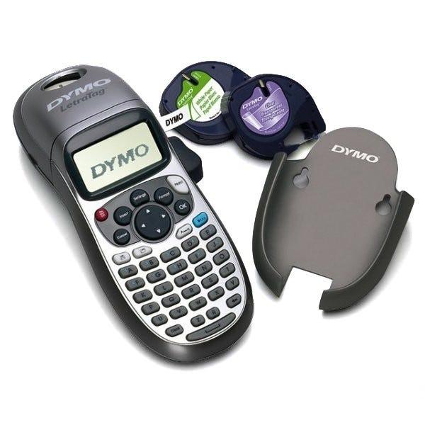 Dymo 21455 LetraTag Plus Personal Labelmaker