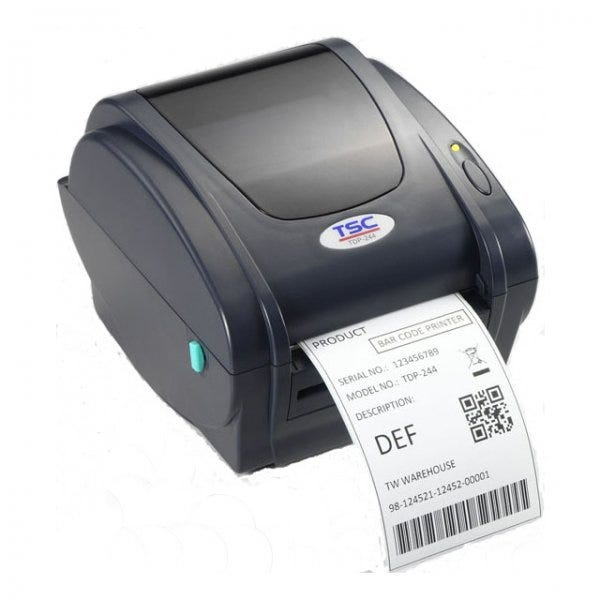 TSC TDP-244 Direct Thermal Label Printer 99-143A001-00LF