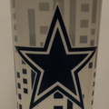 Sports Team Travel Cup, 32-ounce
