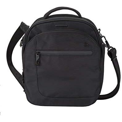 Travelon Anti-Theft Urban Tour Bag - Black