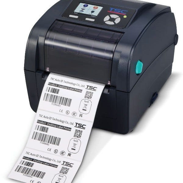 TSC TTP-245C Thermal Transfer Label Printer 99-059A003-20LF