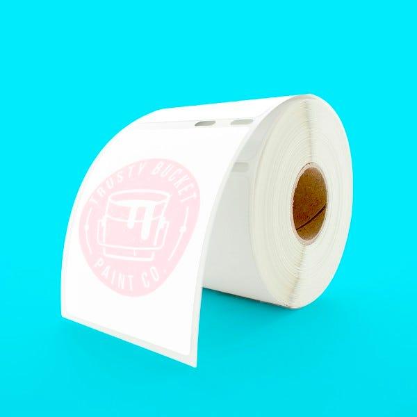 Custom Printed Dymo Diskette Labels - CLV-30324