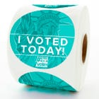 Fully Customizable I Voted Stickers