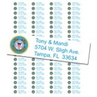 U.S. Coast Guard Return Address Labels