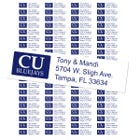 Creighton University Custom Return Address Labels