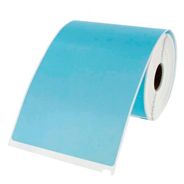 Dymo LV-1744907 Blue 4x6 Compatible Labels