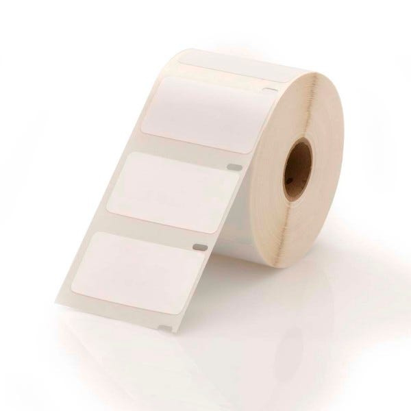 """Dymo LV-30334 2-1/4"""" x 1-1/4"""" Removable Labels"""
