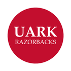 "University of Arkansas 1-1/2"" Labels"