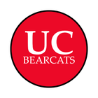 "University of Cincinnati 1-1/2"" Labels"