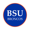 "Boise State University 1-1/2"" Labels"