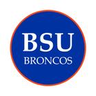 "Boise State University 1-1/2"" Labels"