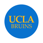 "University of California-LA 1-1/2"" Labels"