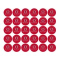 "Ohio State University 1-1/2"" Labels"