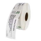 California Medical Cannabis Rx Dymo Compatible Labels