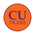 """Clemson University 1-1/2"""" Labels"""
