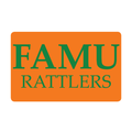 Florida A and M University Rattlers Custom Return Address Labels