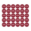 "University of South Carolina 1-1/2"" Labels"