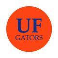 "University of Florida 1-1/2"" Labels"