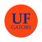 "University of Florida 1-1/2"" Labels"