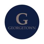 "Georgetown University 1-1/2"" Labels"