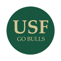 """University of South Florida 1-1/2"""" Labels"""