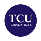 "Texas Christian University 1-1/2"" Labels"