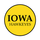"University of Iowa 1-1/2"" Labels"
