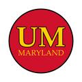 "University of Maryland 1-1/2"" Labels"