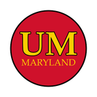 "University of Maryland 1-1/2"" Labels"