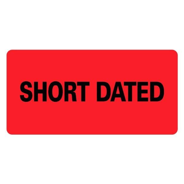 Short Dated Medical Labels