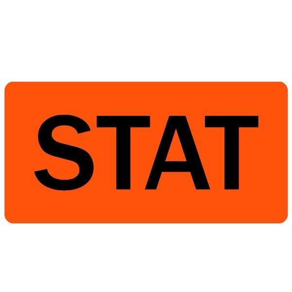 Stat Medical Healthcare Labels