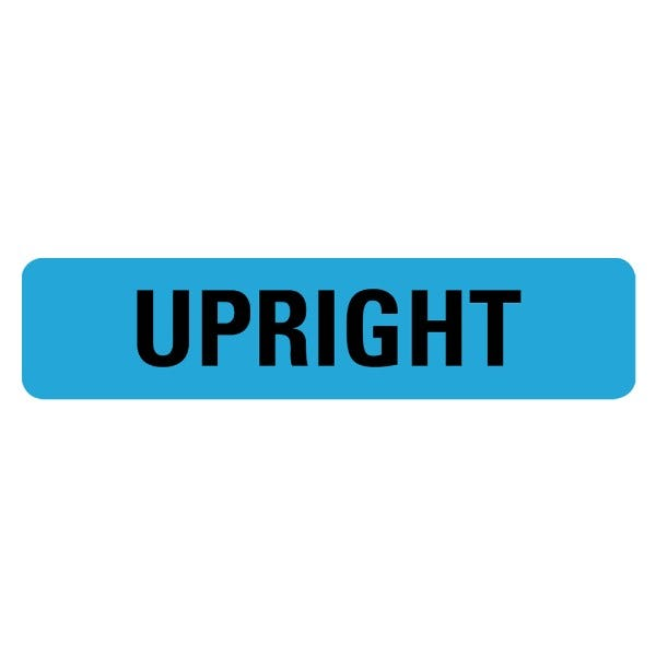 UPRIGHT Medical Labels