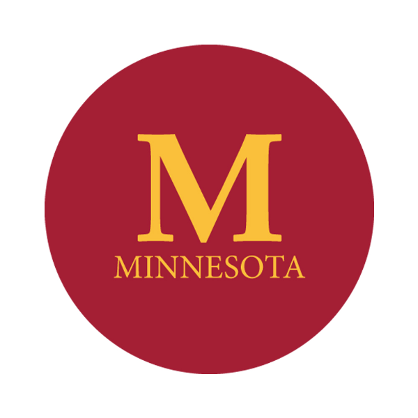 "University of Minnesota 1-1/2"" Labels"