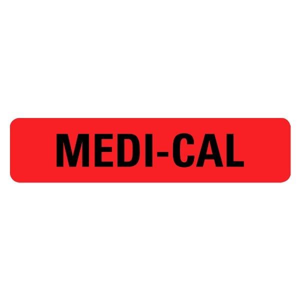 MEDI-CAL Medical Labels