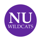 "Northwestern University 1-1/2"" Labels"