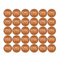 "Oregon State University 1-1/2"" Labels"