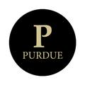"""Purdue University 1-1/2"""" Labels"""