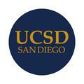 "University of California San Diego 1-1/2"" Labels"