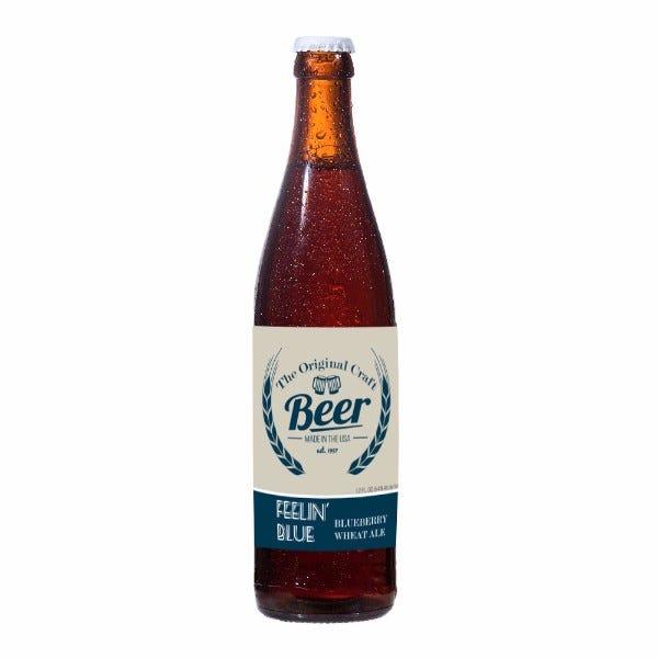 Custom Beer Bottle Labels | Rectangles