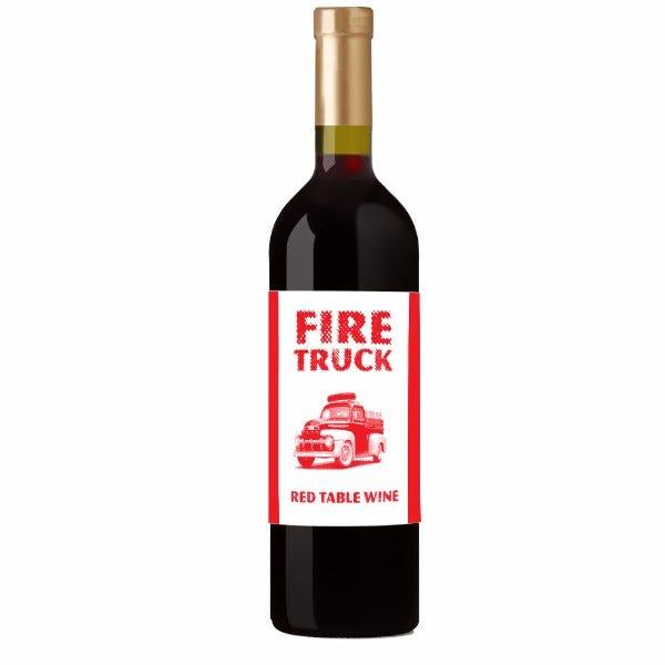 Custom Wine Bottle Labels | Squares