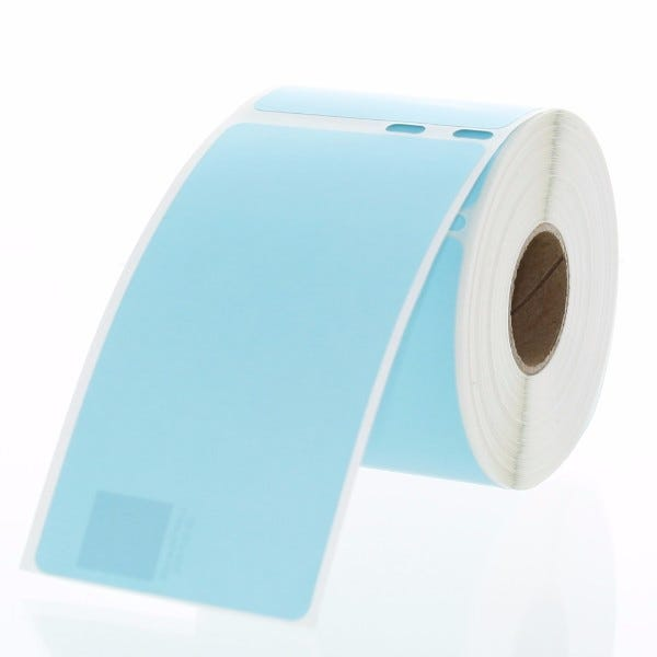 Dymo LV-30323 Blue Compatible Shipping Labels